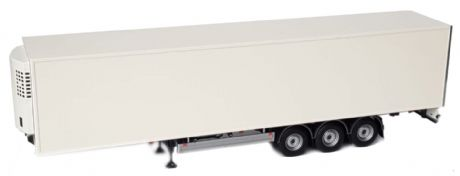MarGe Pacton Fridge trailer White 1:32